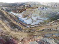 Opencast Mines 2 - Ground Hole