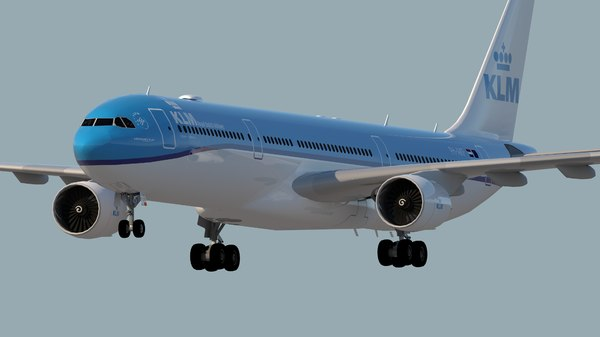 3D a330 a330-300 airlines