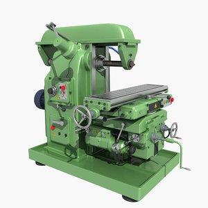 milling machine model
