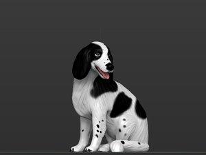 my3d - dog 3D