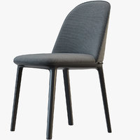 3D softshell chair vitra