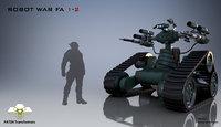 ROBOT WAR FA 1-2