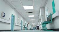Hospital Hallway 3 MAX