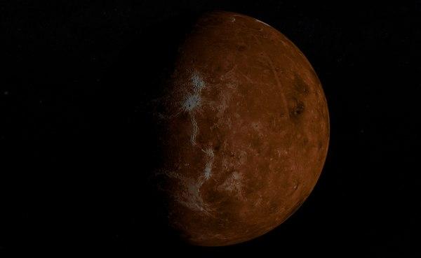 planet venus model