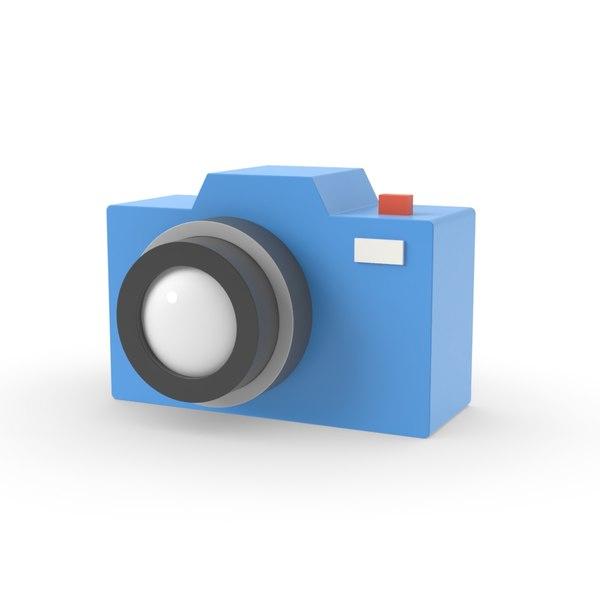 simple camera 3D