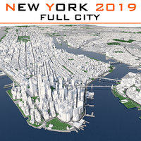 New York Full City 2019