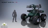 BOBOT WAR FA 1-3