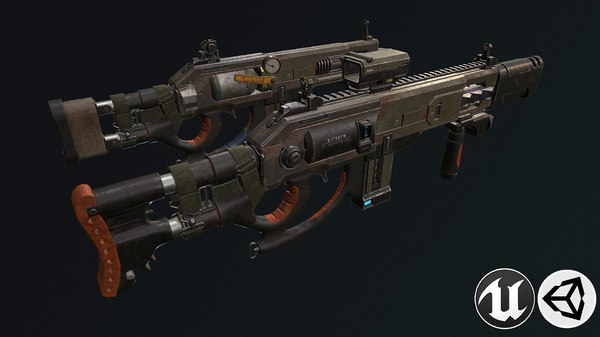 gun plasma shotgun model