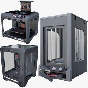 3d obj makerbot printers