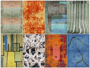 rug society modern model