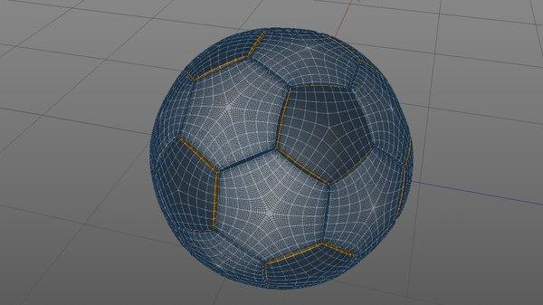 soccer ball model