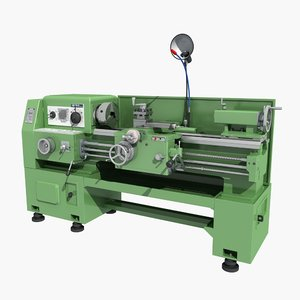 lathe machine model