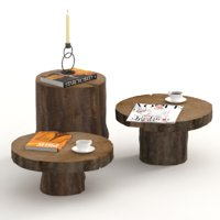 3D set tables