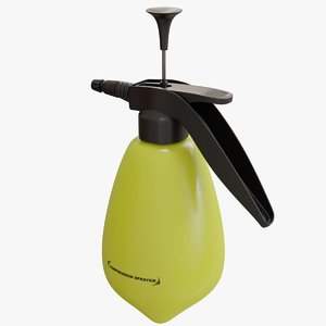 3d model sprayer garden tool