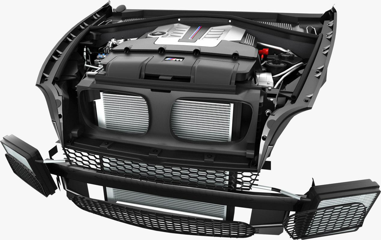 X5m E70 X6m E71 3d Model Turbosquid 1154467
