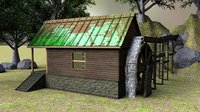 Old Grist Mill - Under Construction