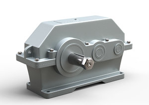 industrial gearbox model