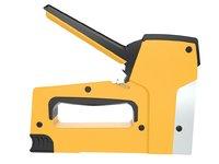 3D model stapler gun staple
