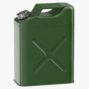 gas container 02 3D model
