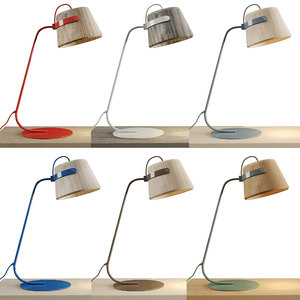 table lamp sol sl19 3D model