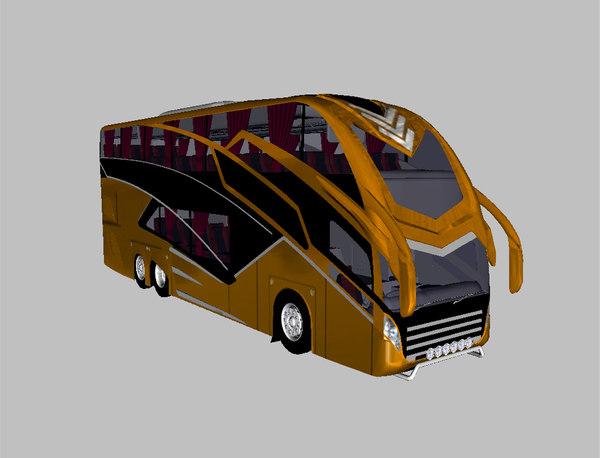bus - model