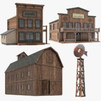 Western Building Collection