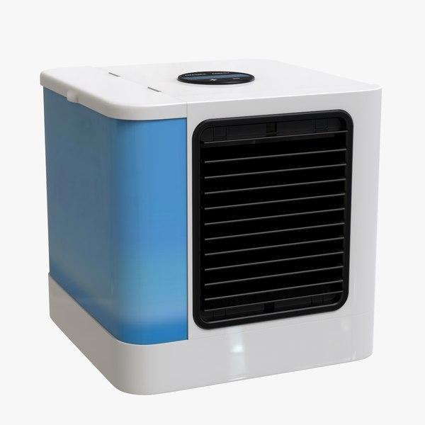 air condition portable 3D model