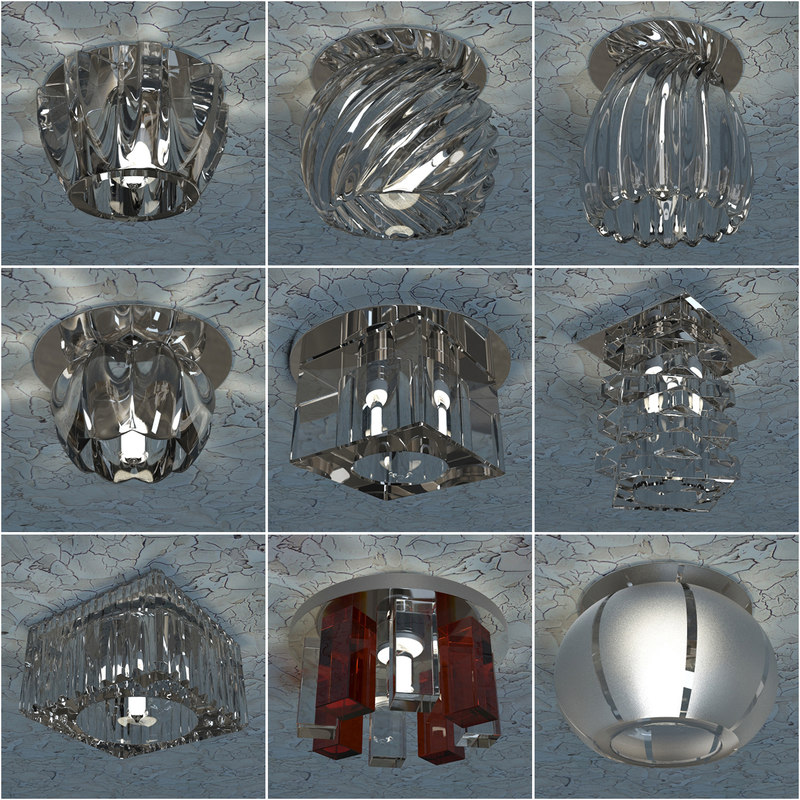 3D spotlight novotech