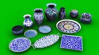 Multani ceramic