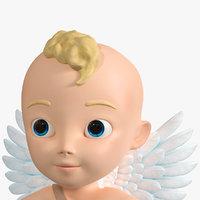 Cupidon Baby Boy Character