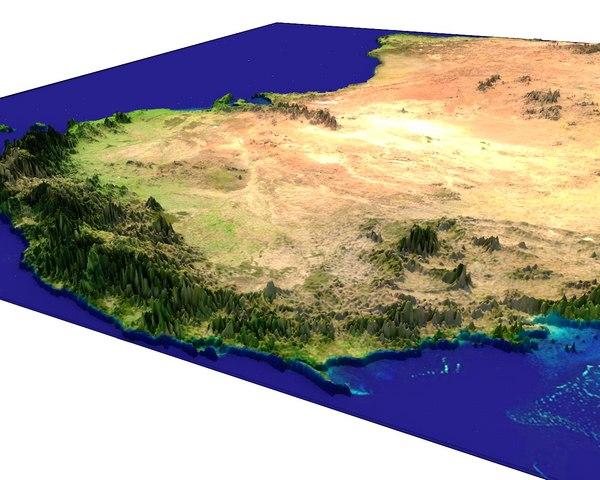 3D map symbol