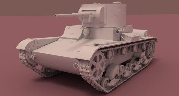 tank t26 vehicles model