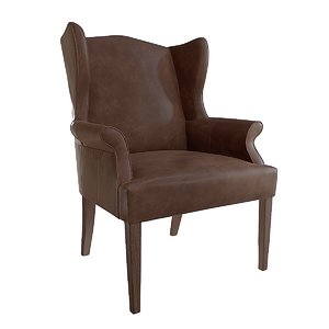 armchair pbr 3D