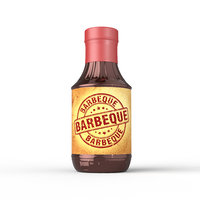 BBQ bottle