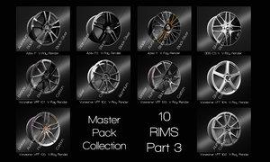 rim pack 3D model