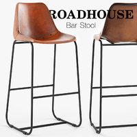 Roadhouse Bar Stool