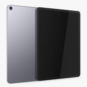 tablet modern computer 3D