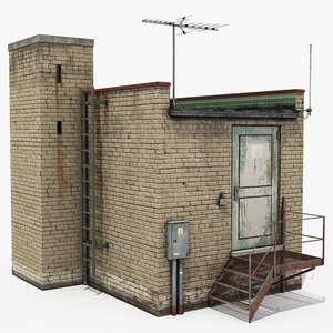 roof access room model