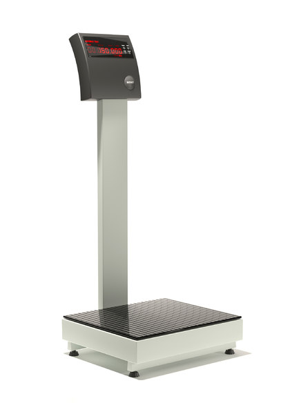3D digital scale