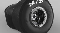 Weld Racing Rim, Mickey Thompson Tire