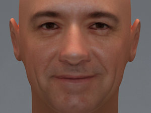 kevin spacey 3d max