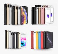 3D model apple iphone xs 7