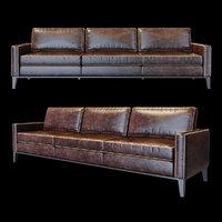 baxter sofa 3D model
