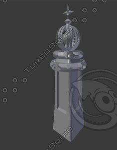 3D magic tower model