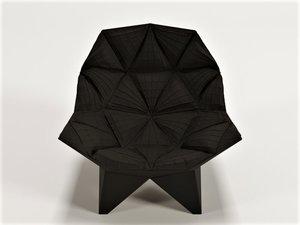 3D design chair