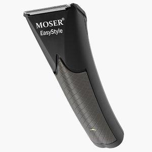 3D moser hair clipper