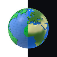 3D earth motion games