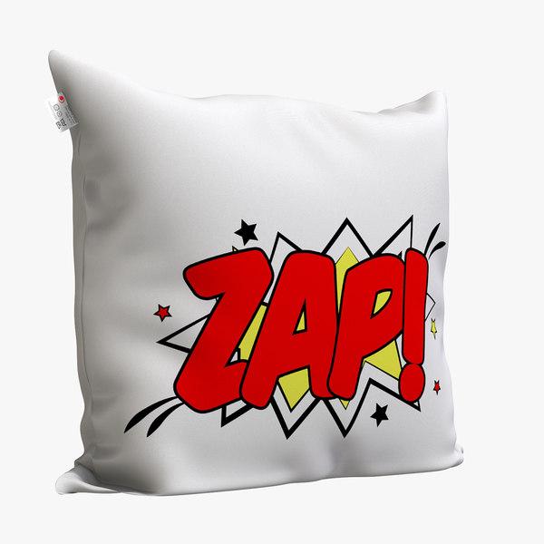 zap pillow model