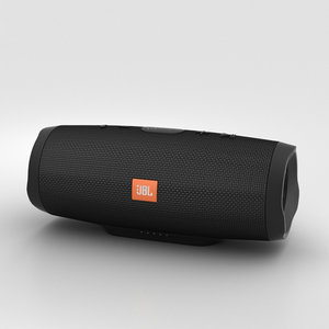 jbl charge 3 3D