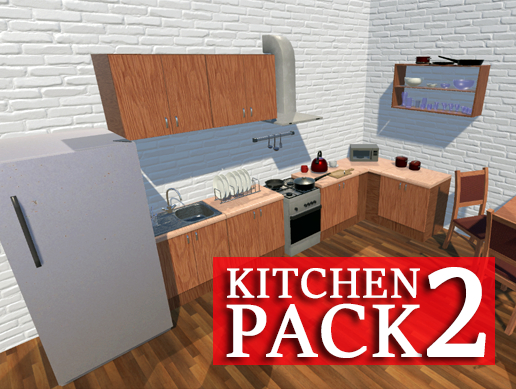 kitchen pack model